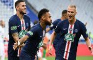 باريس سان جيرمان يتوج بكأس فرنسا...