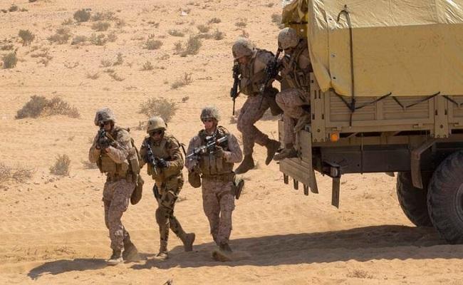 قوات مصرية تتحالف مع ايران ضد تركيا في سورية