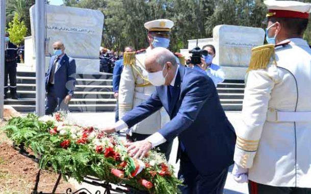 رفات شهداء المقاومة الشعبية الـ24 يوارون الثرى تحت تراب الوطن في جنازة رسمية مهيبة