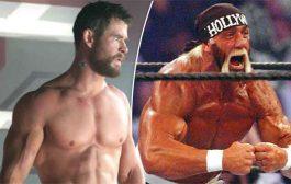 كريس هيمسورث يخضع لتدريبات شاقة من أجل أسطورة المصارعة
