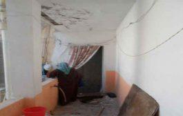 انهيار حائط بناية يخلف حالة من الرعب في صفوف 7 عائلات بالبليدة