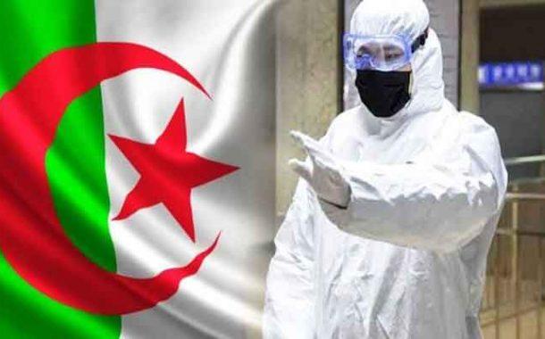 الجزائر تسجل أكبر حصيلة يومية منذ انتشار فيروس كوفيد 19