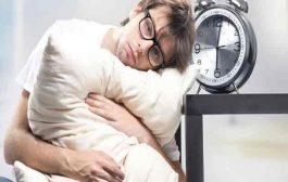 ما هي أنواع الامراض التي تنتج عن قلة النوم...؟