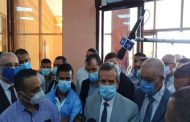 وزير الصحة بن بوزيد يؤكد أن الوضعية الوبائية للإصابة بفيروس كورنا كوفيد19