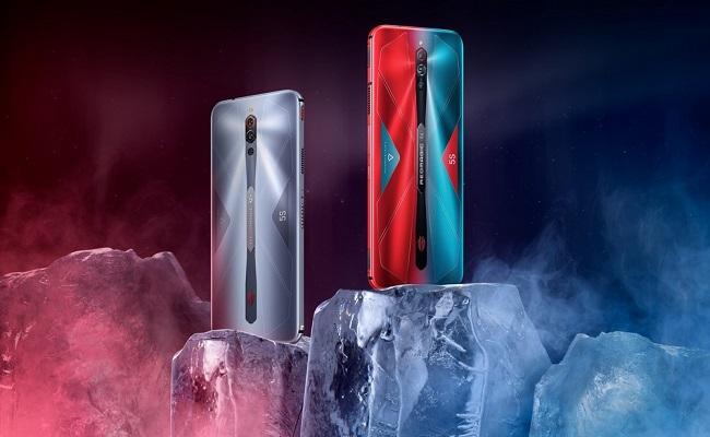 اطلاق رسميًا عن الهاتف Nubia Red Magic 5S...