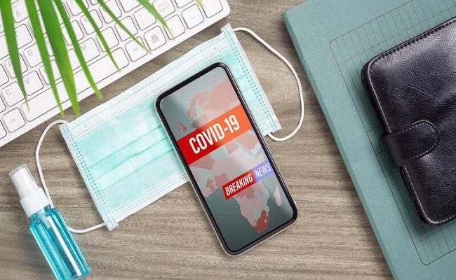 اختراع كمامة ذكية يمكن وصلها بالهاتف...