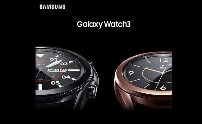 سامسونج تطلق ساعة Galaxy Watch3...