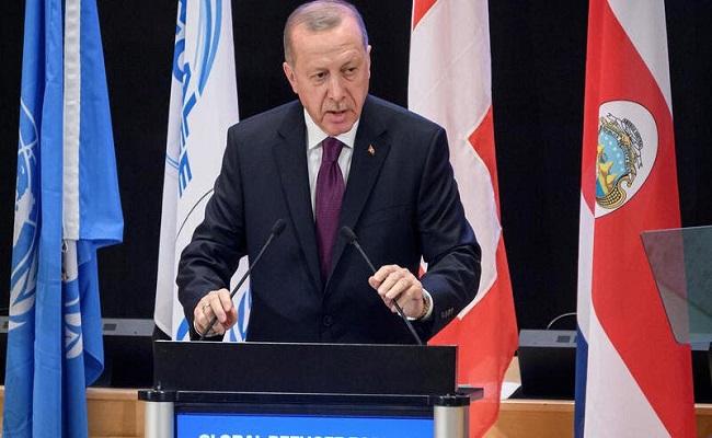 أردوغان لن نرضخ لأي أحد وسنواصل التنقيب