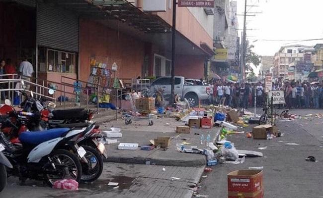 عشرات القتلى والجرحى في انفجارين بجنوب الفلبين