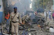 تفجير انتحاري بمطعم في الصومال