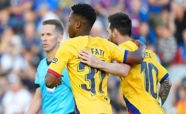 مانشستر يريد ضم نجم برشلونة بأي ثمن...