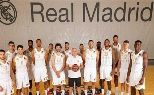 ريال مدريد فرع كرة السلة يبدأ فترة الإعداد لموسم الجديد...