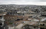 إنفجار كبير في سوريا يشبه كارثة بيروت