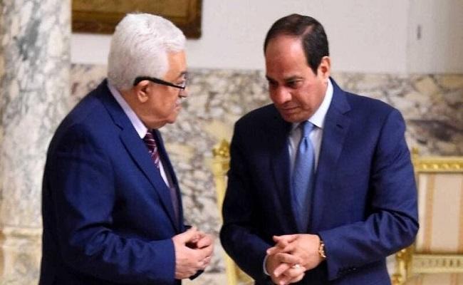 إسرائيل تنشر تسجيلا مسربا لمحادثة بين عباس والسيسي