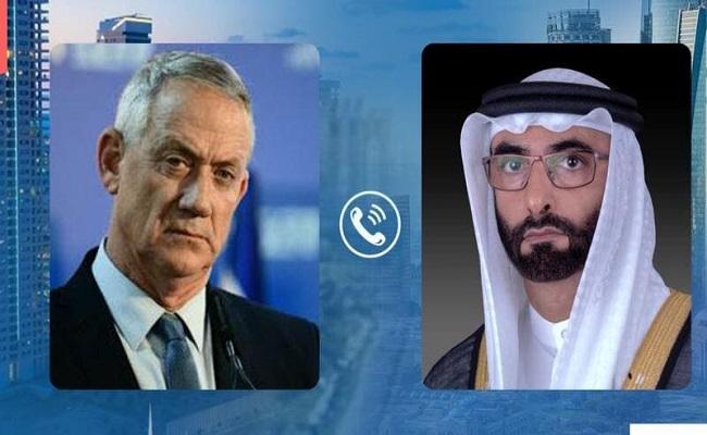 الإمارات تسعى إلى تعاون عسكري مع إسرائيل