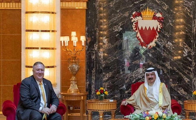 البحرين نحن ملتزمون باتباع السعودية