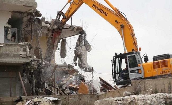 إسرائيل تهدم وتصادر 43 مبنى في القدس