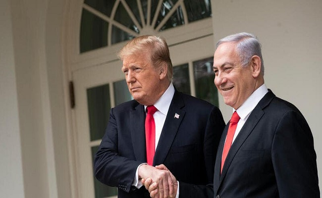 مخطط الضم لا يزال على أجندة أمريكا وإسرائيل