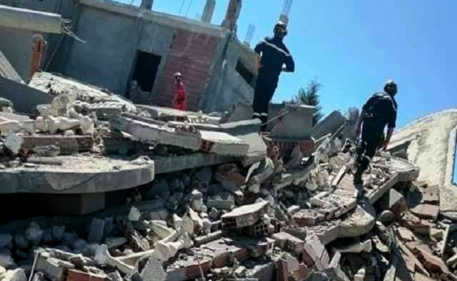 لتجنب فاجعة لبنان زيارة تفقدية لميناء العاصمة وهذه هي الخسائر في زلزال ميلة