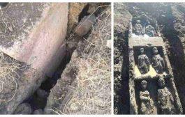 اكتشاف أثار رومانية قديمة بعد التشققات الأرضية  :الهزتان الأرضيتان في ميلة...