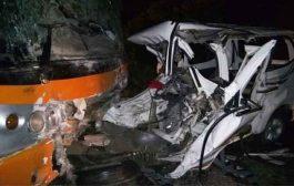 مقتل 32 شخصا و إصابة 1462 آخرين في أسبوع من حرب الطريق