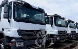 وزارة الدفاع و هيئات ومؤسسات عمومية وخاصة تتسلم 282 شاحنة من علامة مرسيدس-بنز محلية الصنع