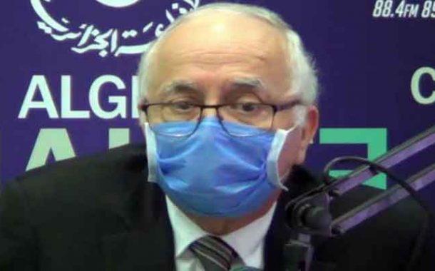 البروفيسور بلحسين :