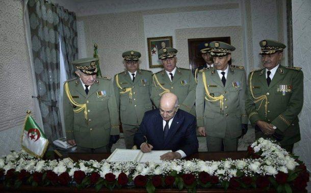 الصهاينة والغرب راضون على دور نظام الجنرالات التخريبي في المنطقة