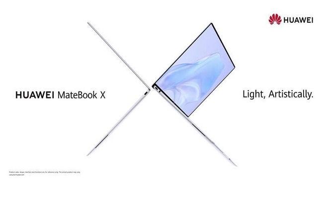 حاسوب هواوي HUAWEI MateBook X الأكثر ذكاءً في العالم...