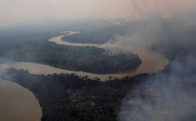 البرازيل تعلن حالة الطوارئ بسبب الحرائق