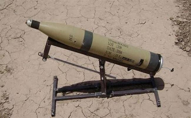 مقتل 5 مدنيين في هجوم صاروخي بالعراق