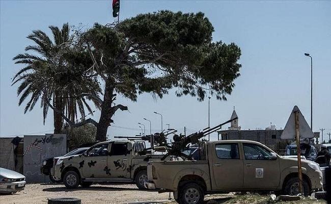قوات حفتر تخرق الهدنة من جديد