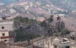 رعب في لبنان بعد انفجار مخزن أسلحة تابع لحزب الله