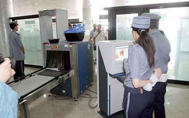 مصالح الجمارك تحجز أزيد من 97 مليون دج من البضائع منذ يناير بمطار الجزائر العاصمة