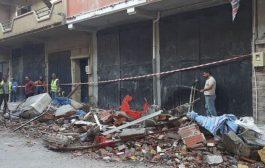 انفجار للغاز داخل مسكن يخلف 8 مصابين شرق العاصمة