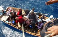 انتشال جثث 4 أشخاص و إنقاذ 5 آخرين بعد انقلاب قارب للهجرة السرية بمستغانم