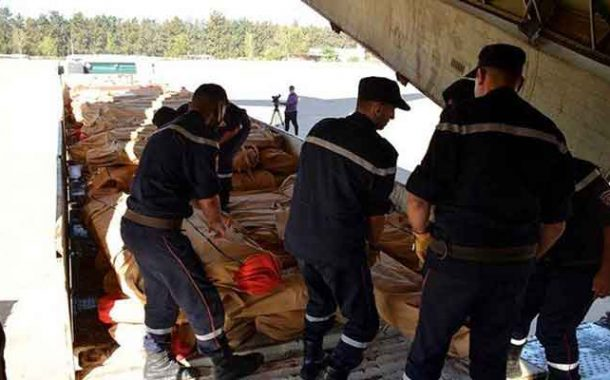 الجزائر ترسل 500 خيمة لمنكوبي فيضانات النيجر