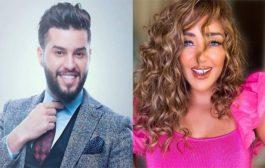 جميلة تغني باللهجة العراقية في عمل غنائي مشترك مع محمد السالم...