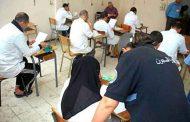 أكثر من 3800 محبوس سيجتازون امتحان شهادة التعليم المتوسط لدورة سبتمبر 2020