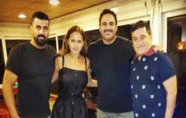 المخرج محمد سامي يجمع نيللي كريم و أكرم حسني في