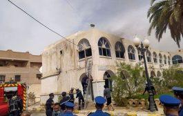 نشوب حريق بمصلحة طب الأطفال الرضع بمستشفى الأم-الطفل ''بشير بن ناصر'' بالوادي