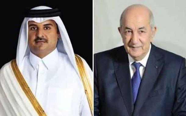 رئيس الجمهورية تبون يعزي في وفاة أمير الكويت الشيخ صباح الأحمد الجابر الصباح