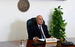 تبون يؤكد على ضرورة الدفع بملف الإصلاح الشامل لمنظمة الأمم المتحدة