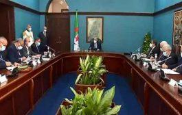 تنصيب  اللجنة الوطنية المكلفة بمشروع مراجعة قانون الانتخابات