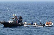 حرس السواحل يوقف 19 مرشحا للهجرة غير الشرعية بعرض البحر بوهران