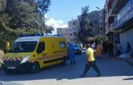 وفاة عامل بناء إثر سقوطه من بناية طور الإنجاز بباب الزوار في العاصمة