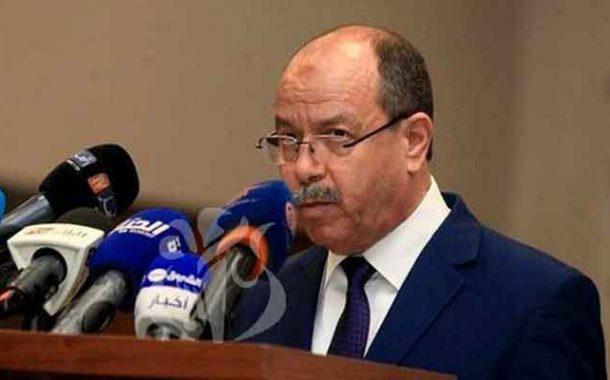 وزير العدل يؤكد صدور نص قانوني ضد الاختطاف قريبا