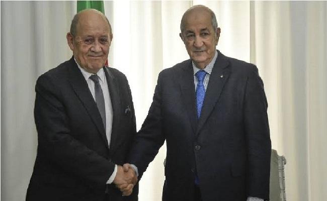 مقري يرد على وزير خارجية فرنسا والذي يعتبر الجزائر مقاطعة فرنسية