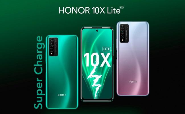 الإعلان الرسمي عن الهاتف  Honor 10X Lite...