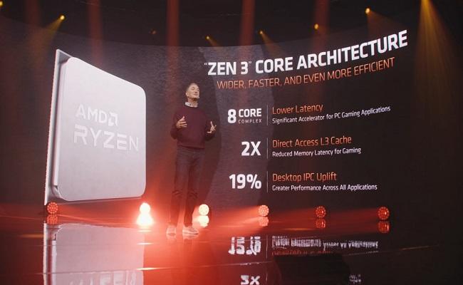 AMD  تطلق Ryzen 5000 Series...